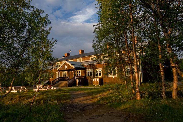 Saltoluokta Mountaine Lodge will soon bee 100 years old.