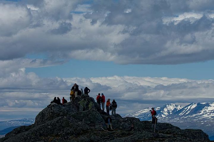 """The summit of Lulep Gierkau 1139 meter over sea."