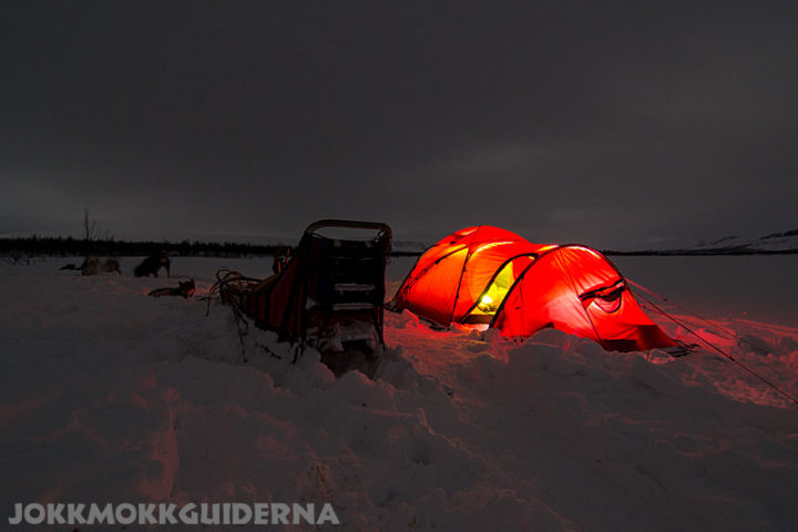Comfortable and storm safe mountain tents is our accommodation in some of our tours.