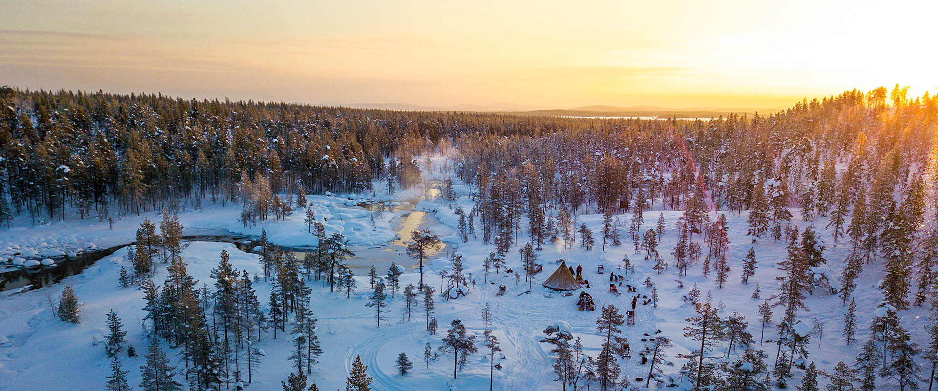 Sami experiences in Lapland Sweden