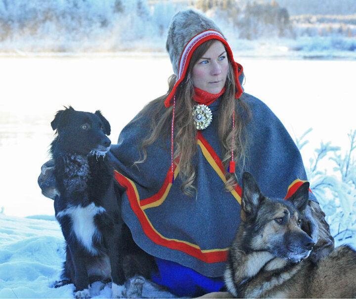 Samisk kultur på polcirkeln med Anna