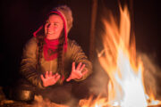 Anna will tell you about Sami culture and history in the lávvu.